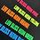Thumbnail: Neon BlissPuff Bundle