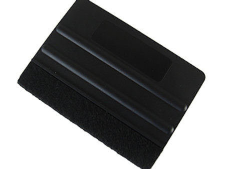 Black Felt Squeegee