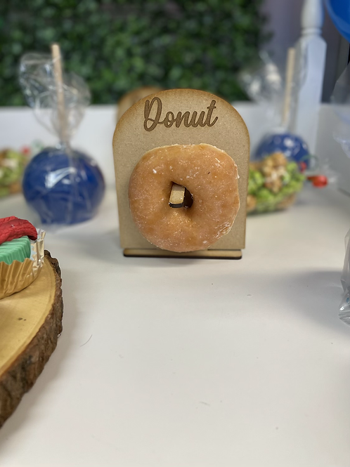 Individual Donut Stand