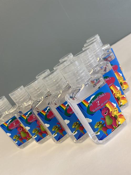 Customized Mini Hand Sanitizers