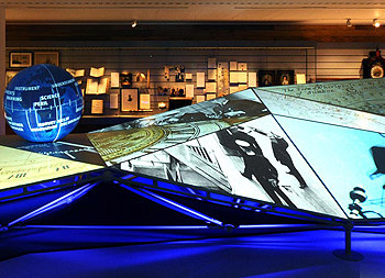 VOYAGERS LAUNCHES AT MARTIME MUSEUM