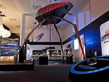 SCIENCE FICTION BLASTS OFF AT THE BRITISH LIBRARY