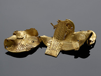 STAFFORDSHIRE HOARD STORY BROUGHT TO LIFE