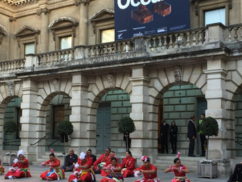 OCEANIA OPENS AT THE ROYAL ACADEMY