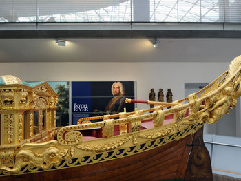 NATIONAL MARITIME MUSEUM'S NEPTUNE COURT RE-OPENS