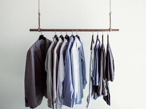 Interchangeable Business Wardrobe for Men