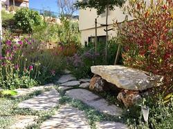 ספסל אבן רמות מנשה