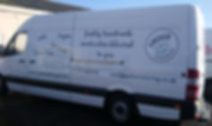 Anchor Catering Vans, freshly handmade sndwichs and food to go, delivered to your door