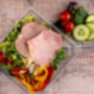 salads to go, healthy salads, food to go supplier