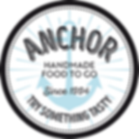 Anchor Logo, Anchor Catering Sandwich suppliers