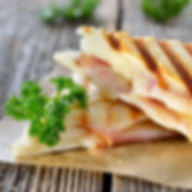 Hot foods, handmade toasted sandwiches, quality sandwich manufacturers