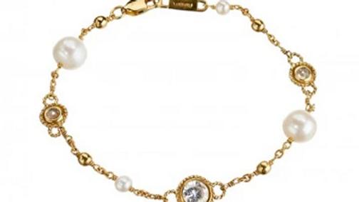 Lily Gold Bracelet