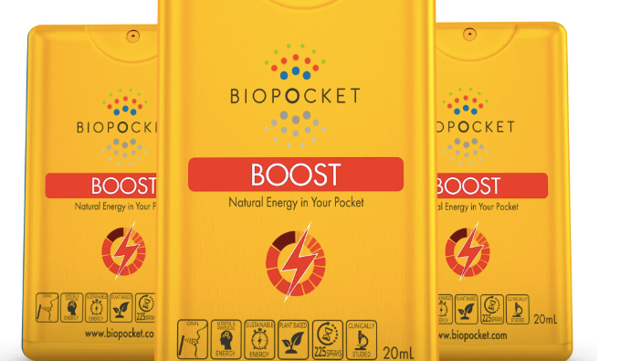 Biopocket Boost Spray