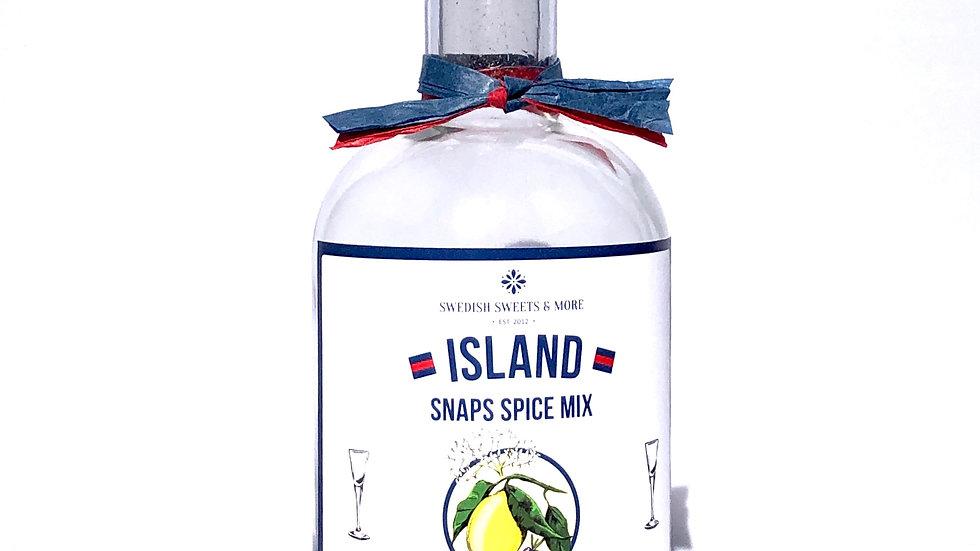 ISLANDS SNAPS MIX
