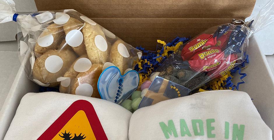 Scandinavian Baby Box