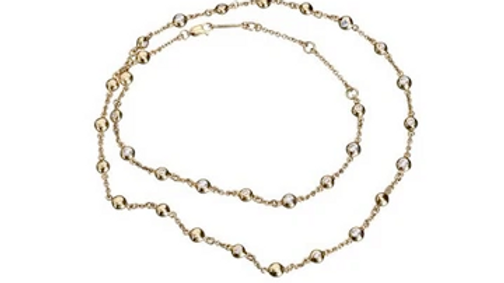 Light Ball Necklace