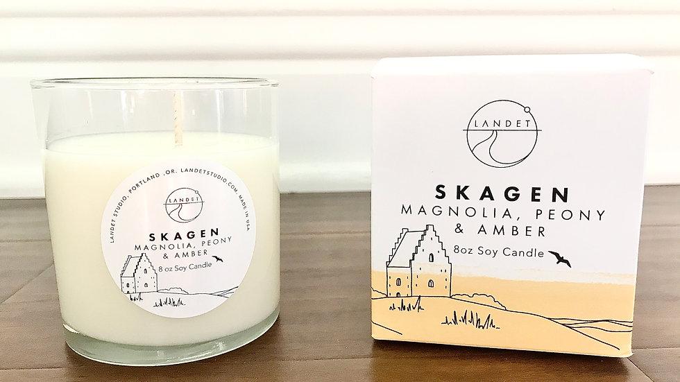 SKAGEN - MAGNOLIA, PEONY & AMBER