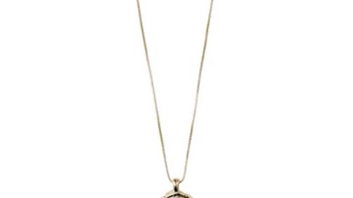 Feelings of LA Necklace, Gold