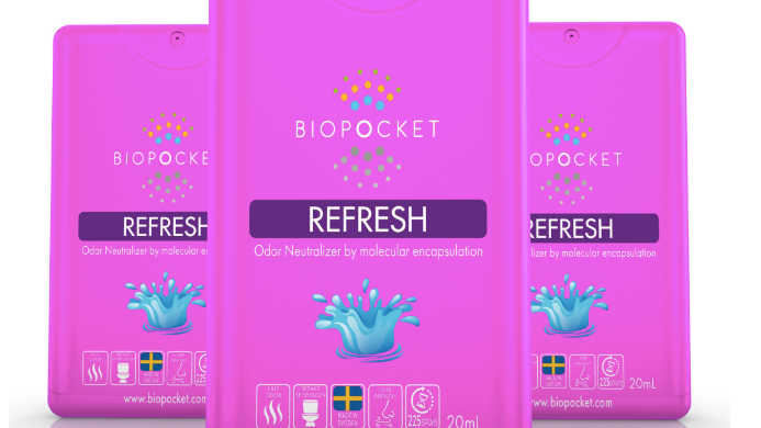 Biopocket Refresh Spray