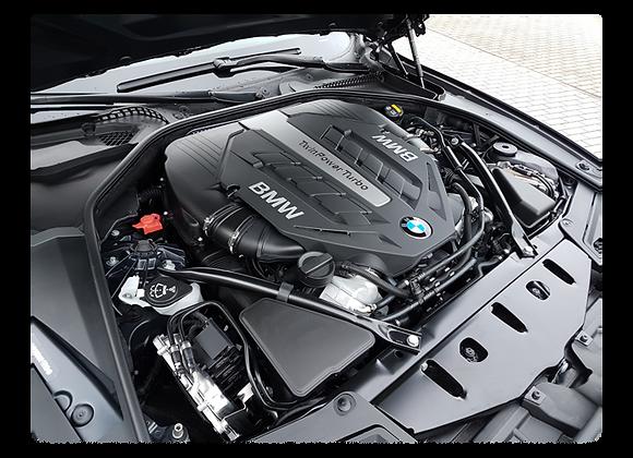 BMW X5 / X6 M S63 Performance Tune