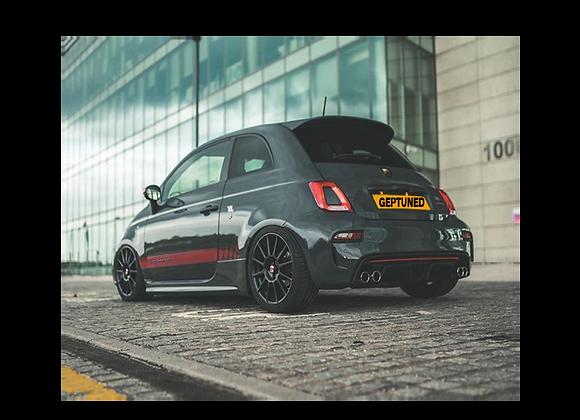 Fiat 500 Abarth Burble Tune