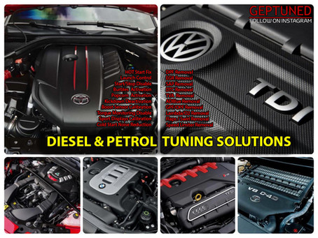 Diesel & Petrol Tuning Solutions for shops or individuals!