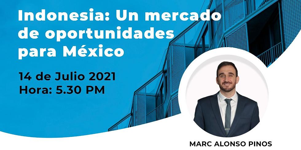 Indonesia: un mercado de oportunidades para México