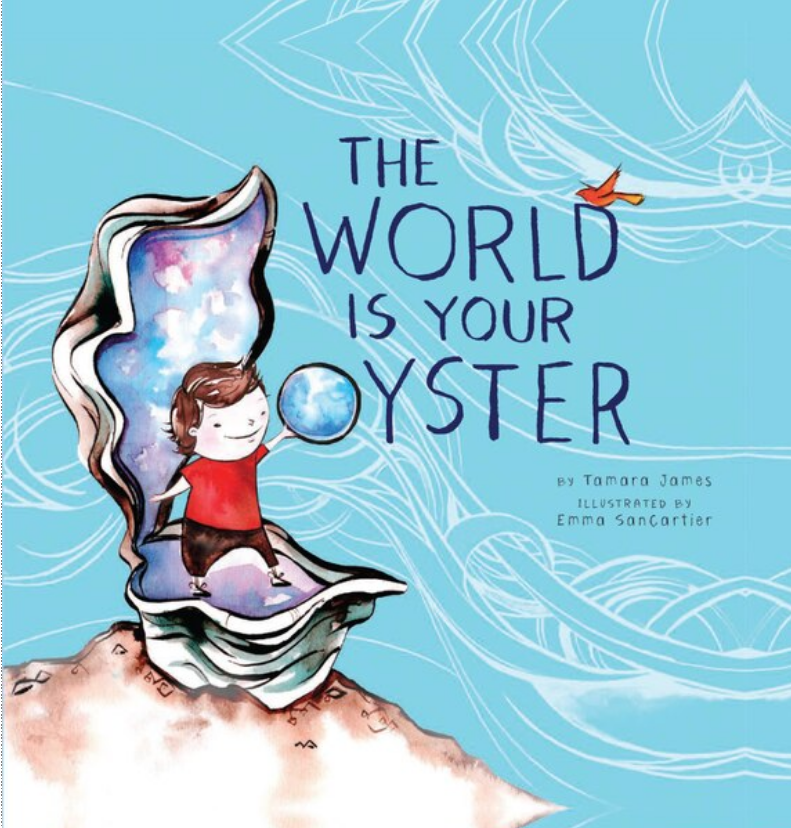 The World is Your Oyster Workshop