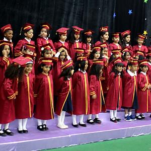 KG Graduation
