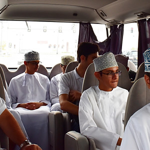 ICT Trip to Bank Muscat