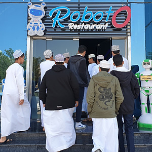 ICT Trip to RobotO Restaurant