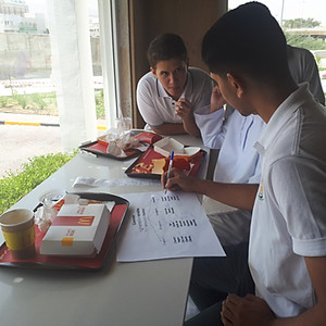 Business Trip - McDonalds VS BurgerKing