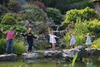 Ash White Dove Photography | Brighton | East Sussex | Family Photogaphy | Family Shoot | Parry | Preston Park Rock Garden
