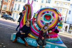 Ash White Dove Photography   Brighton   Snailspace   White Adventures   Martlets Hospice   2018