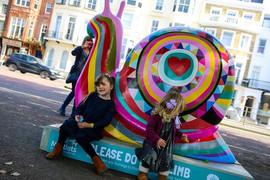 Ash White Dove Photography | Brighton | Snailspace | White Adventures | Martlets Hospice | 2018