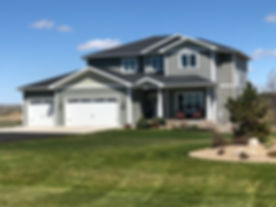 Hawktree Home Build By Copper Ridge Design and Builders in Bismarck, ND