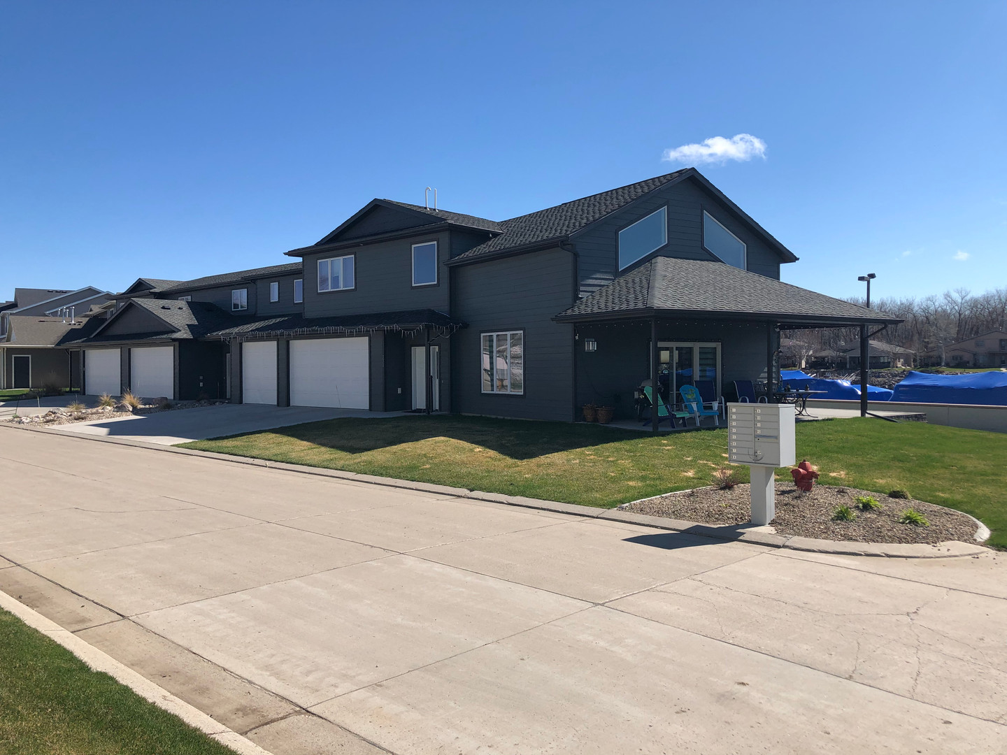Southport Bayview Bismarck ND Twinhome