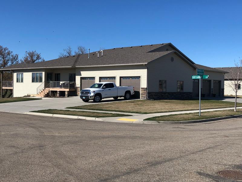 Corner Lot Duplex Bismarck, ND