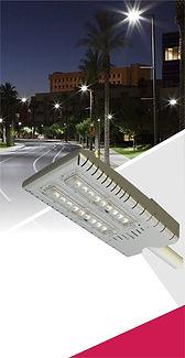Farola LED LedScene alumbrado publico Pl