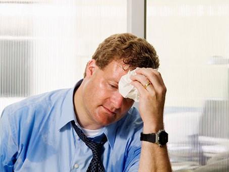¿Sudor excesivo? La hiperhidrosis tiene solución.
