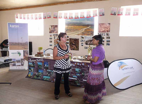 The Launch of the Karoo Highlands Route, Saturday 2nd of October 2010