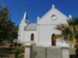 Rhenish Mission Church (built in 1858) still in use today
