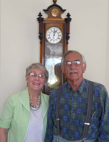 Roy Riley & his wife Ellen Oct2010