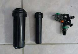 Variety of sprinklers