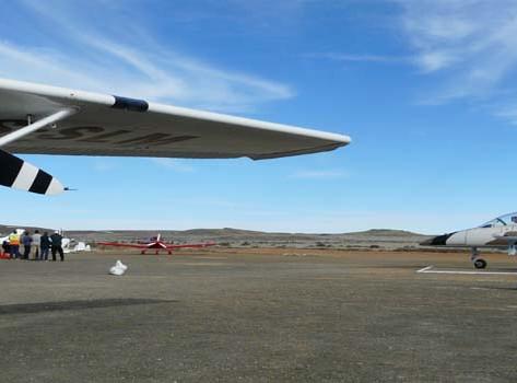Carnarvon Fly-in 2011