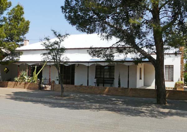 Former residence of of D.F. Malherbe