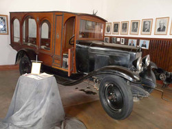 Old Hearse