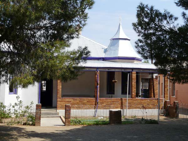 D.F. Malherbe House