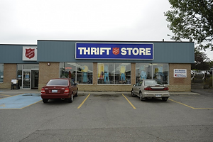 The Red River Road Thrift Store