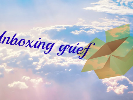 Unboxing grief